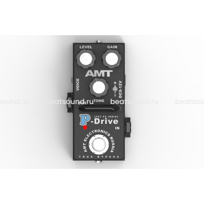 AMT Electronics PD-2 P-Drive mini гитарный эффект