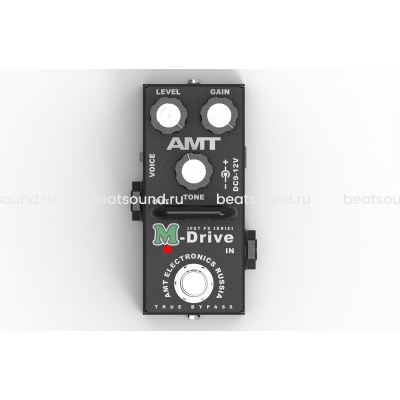 AMT Electronics MD-2 M-Drive mini гитарный эффект