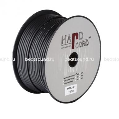 HARDCORD MBC-01 микрофонный кабель