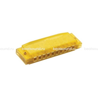 HOHNER Happy Color Yellow губная гармошка