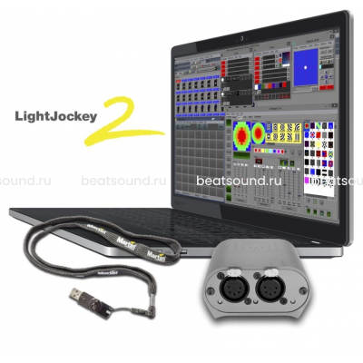 Martin Pro LightJockey / M-PC система управления светом