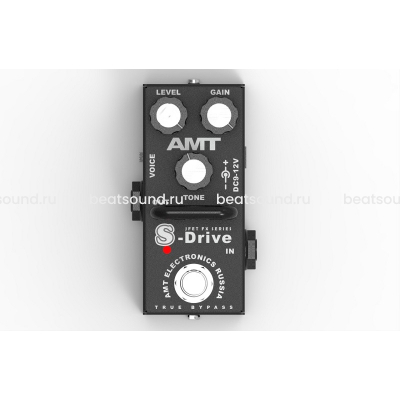 AMT Electronics SD-2 S-Drive mini гитарный эффект