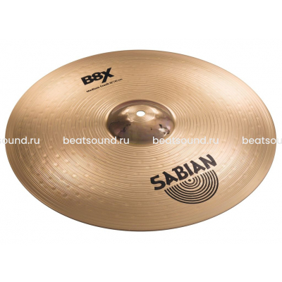"SABIAN 16"" B8X Medium Crash тарелка Crash"
