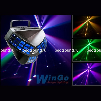 WINGO WG-G2021 LED trident light II световой эффект