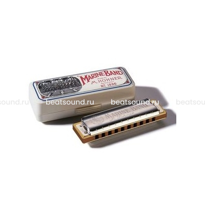 HOHNER M1896126 Marine Band Classic B-major губная гармошка