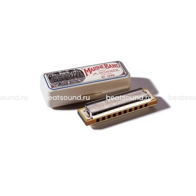HOHNER M189693 Marine Band Classic C-major губная гармошка