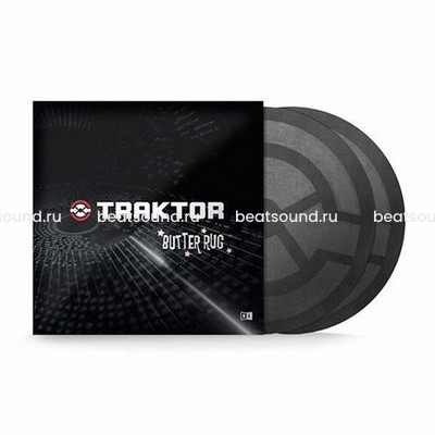 Native Instruments Traktor Butter Rug слипмат