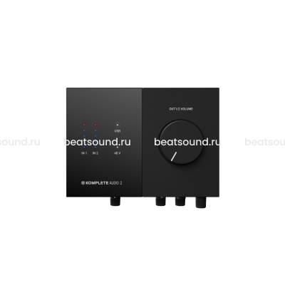 Native Instruments Komplete Audio 2 звуковая карта