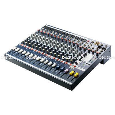 SOUNDCRAFT EFX12 микшерный пульт
