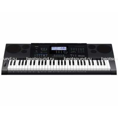 CASIO CTK-6200 синтезатор