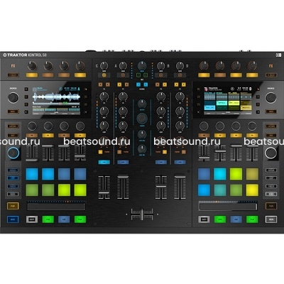 Native Instruments Traktor Kontrol S8 dj-контроллер