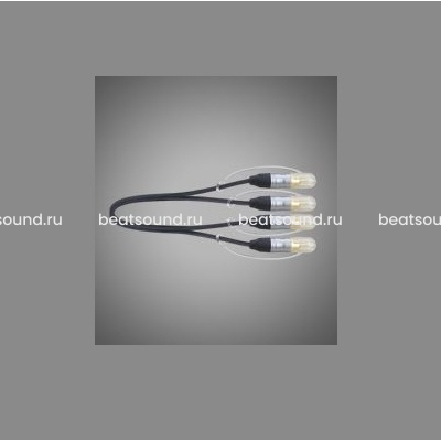 SOUNDKING BB991 1m (2xRCA-2xRCA)