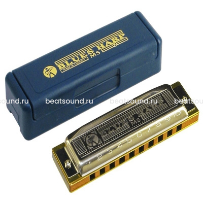 HOHNER Blues Harp E-major губная гармошка