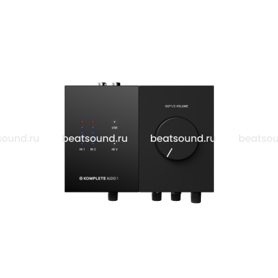 Native Instruments Komplete Audio 1 звуковая карта