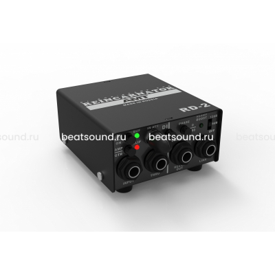 AMT Electronics RD-2 Reincarnator (DI-box + ReAmp-box) (без БП!)