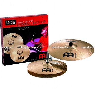 MEINL MCS1418 READY MATCHED CYMBAL SET-UP  комплект тарелок
